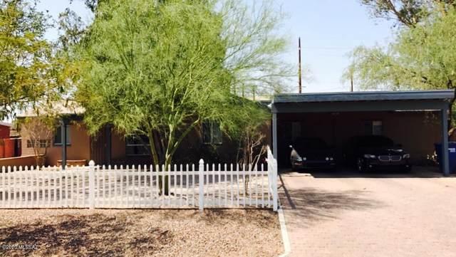 1027 E Blanton Drive, Tucson, AZ 85719 (#22009490) :: Luxury Group - Realty Executives Arizona Properties