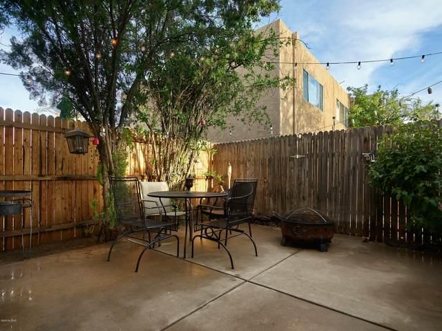 712 W Limberlost Drive #36, Tucson, AZ 85705 (#22009519) :: Luxury Group - Realty Executives Arizona Properties