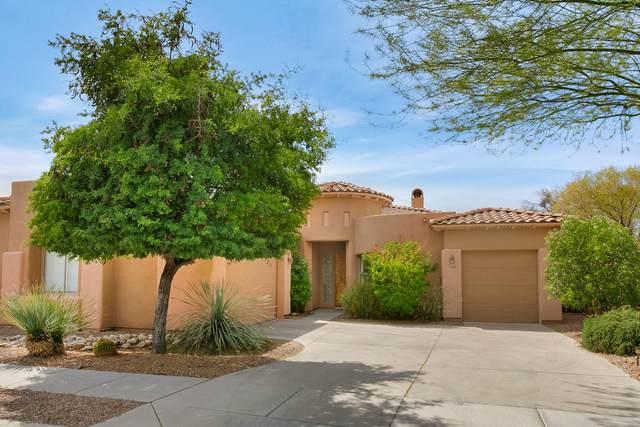 6153 N Via Jaspeada, Tucson, AZ 85718 (#22009525) :: Long Realty - The Vallee Gold Team
