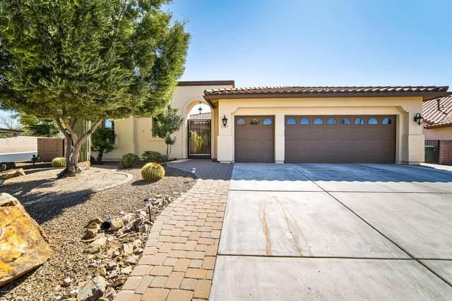 1707 N Coastland Court, Green Valley, AZ 85614 (#22009556) :: The Local Real Estate Group | Realty Executives