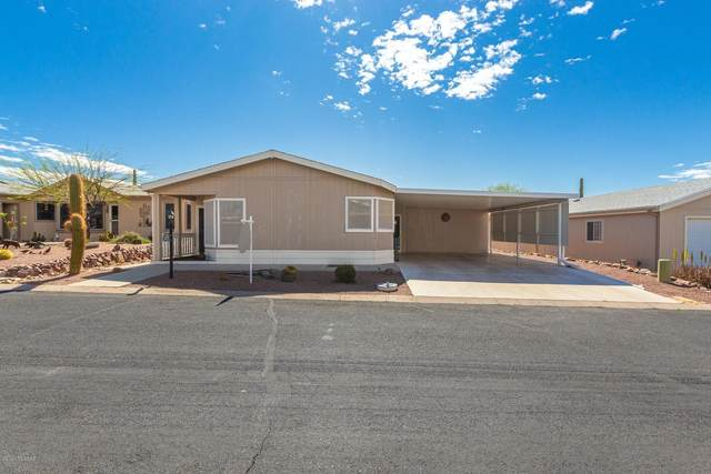 3479 S Rose Gold Avenue, Tucson, AZ 85735 (#22009573) :: Long Realty - The Vallee Gold Team