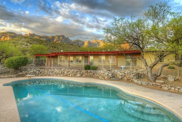 3614 E Kingler Spring Place, Tucson, AZ 85718 (#22009579) :: Long Realty - The Vallee Gold Team