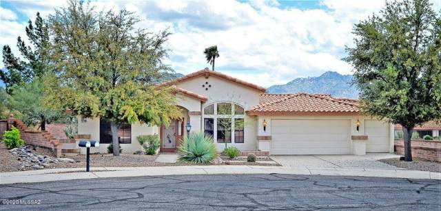 14340 N Coyote Canyon Lane, Oro Valley, AZ 85737 (#22009595) :: Realty Executives Tucson Elite