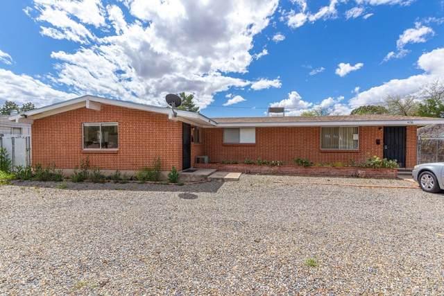 4136/4138 E Pima Street, Tucson, AZ 85712 (#22009602) :: The Local Real Estate Group   Realty Executives