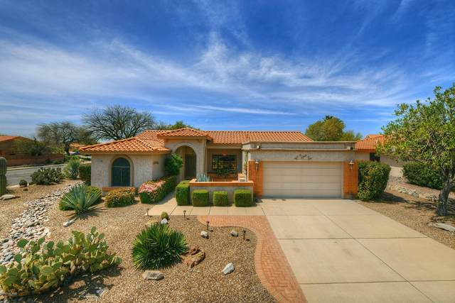 14391 N Chalk Creek Drive, Oro Valley, AZ 85755 (#22009632) :: Realty Executives Tucson Elite