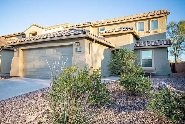 7481 W Phobos Drive, Tucson, AZ 85743 (#22009635) :: Realty Executives Tucson Elite