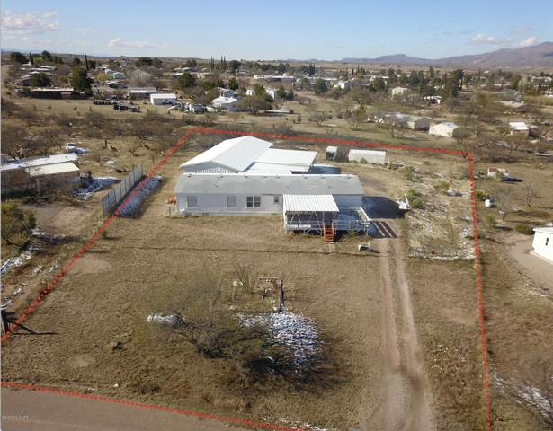 184 N Ruth Road, Benson, AZ 85602 (MLS #22009638) :: The Property Partners at eXp Realty