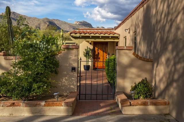 525 E Deone Circle, Tucson, AZ 85704 (#22009641) :: Realty Executives Tucson Elite