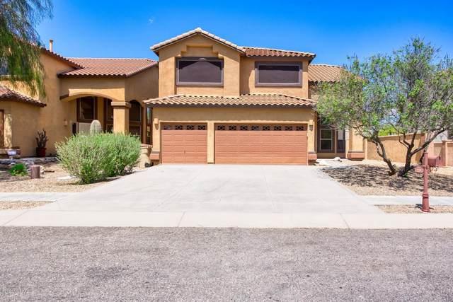 290 W Calle Patio Lindo, Sahuarita, AZ 85629 (#22009642) :: Realty Executives Tucson Elite