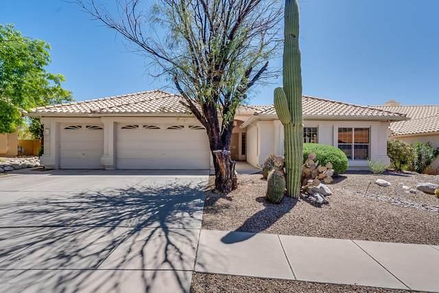 7578 E Placita De La Prosa, Tucson, AZ 85750 (MLS #22009662) :: The Property Partners at eXp Realty