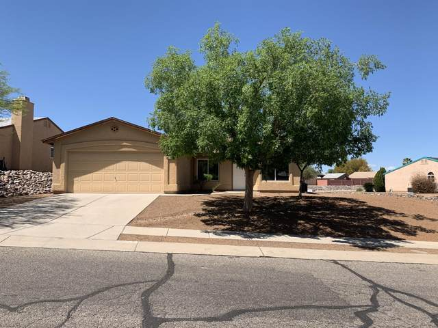 4210 S Mayberry Place, Tucson, AZ 85730 (MLS #22009664) :: The Property Partners at eXp Realty