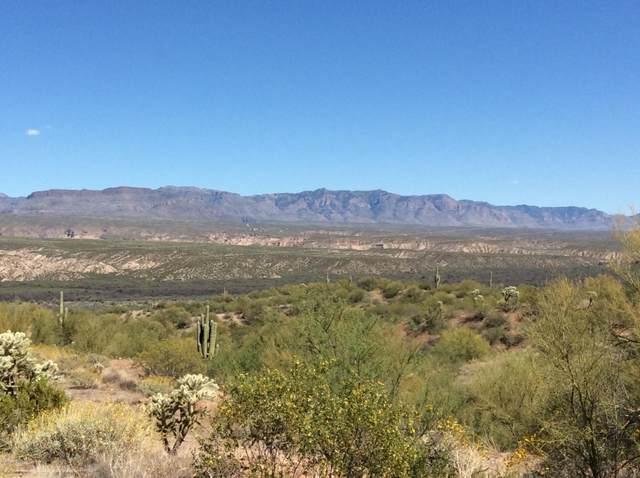 TBD E Barrows Place Lot A, Mammoth, AZ 85618 (#22009728) :: Tucson Property Executives
