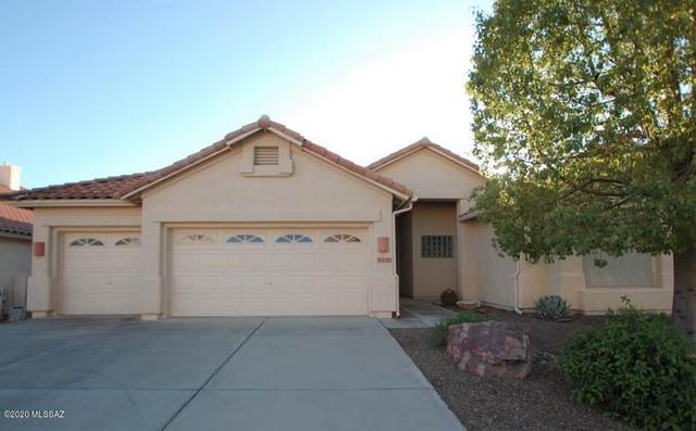 12371 N Echo Valley Drive, Oro Valley, AZ 85755 (#22009804) :: Long Realty - The Vallee Gold Team