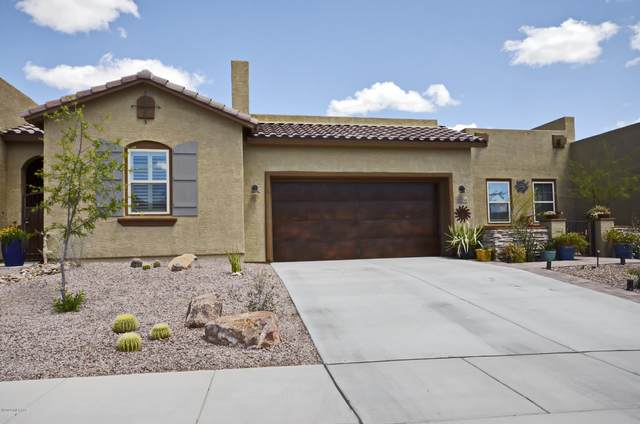 13222 N Chiracahua Peak Drive, Oro Valley, AZ 85755 (#22009809) :: Long Realty - The Vallee Gold Team