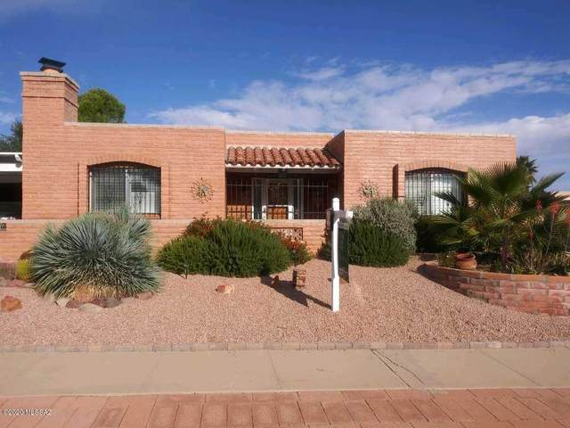 112 W Calle Manantial Kent, Green Valley, AZ 85614 (#22009896) :: Long Realty - The Vallee Gold Team