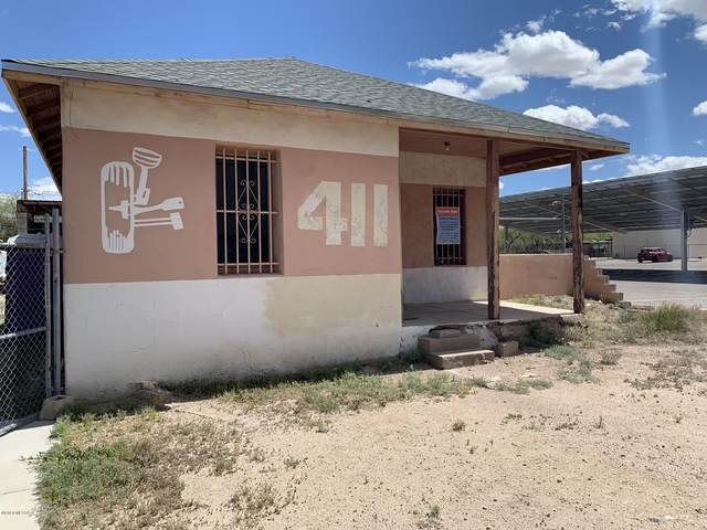 411 S Park Avenue, Tucson, AZ 85719 (#22009910) :: Gateway Partners | Realty Executives Arizona Territory