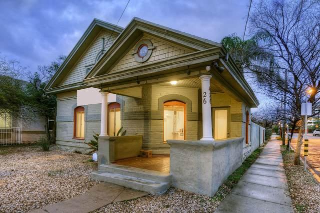 426 E 9Th Street, Tucson, AZ 85705 (#22009930) :: Long Realty Company