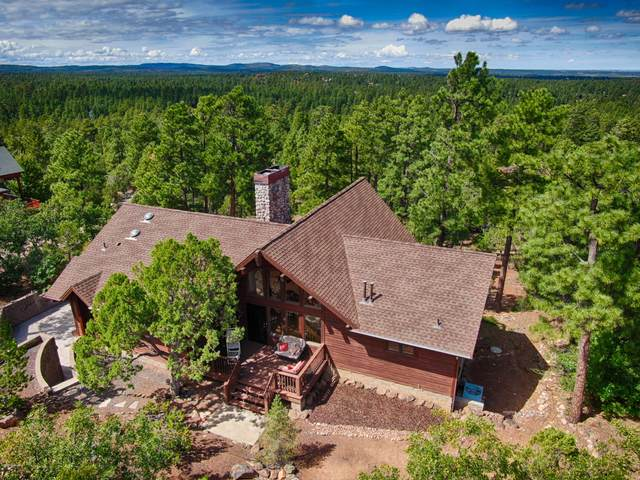 3361 W Falling Leaf Road, Show Low, AZ 85901 (#22009933) :: Long Realty - The Vallee Gold Team