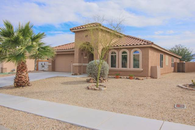 901 W Via Alamos Drive, Green Valley, AZ 85614 (#22009977) :: Long Realty - The Vallee Gold Team