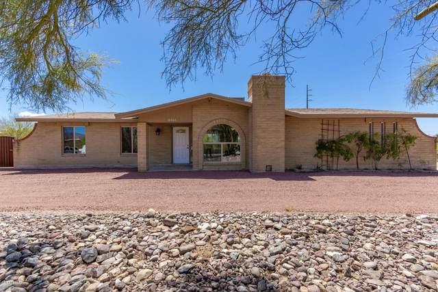 10302 E Calle Del Este, Tucson, AZ 85748 (#22010030) :: Long Realty - The Vallee Gold Team
