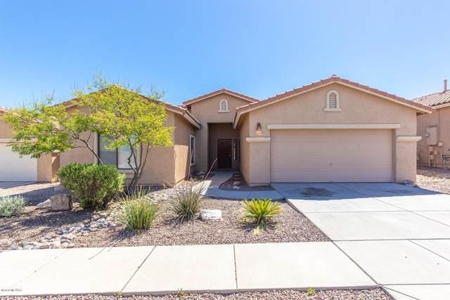 6445 S Woodland Hills Drive, Tucson, AZ 85747 (#22010156) :: Realty Executives Tucson Elite