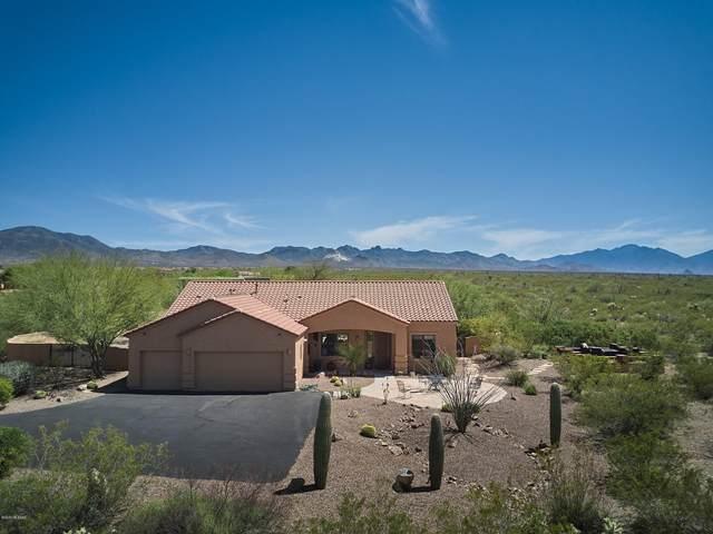 16560 S Saguaro View Lane, Vail, AZ 85641 (#22010307) :: AZ Power Team | RE/MAX Results