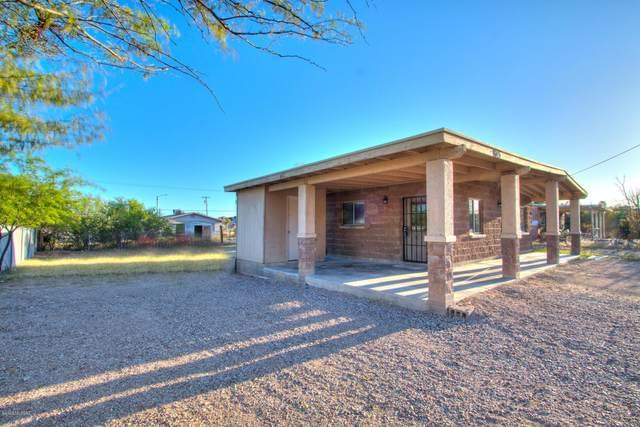1645 W Pueblo Vista Boulevard, Tucson, AZ 85713 (#22010328) :: The Local Real Estate Group | Realty Executives