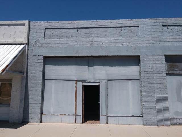 234 W Coolidge Avenue, Coolidge, AZ 85128 (#22010355) :: Luxury Group - Realty Executives Arizona Properties