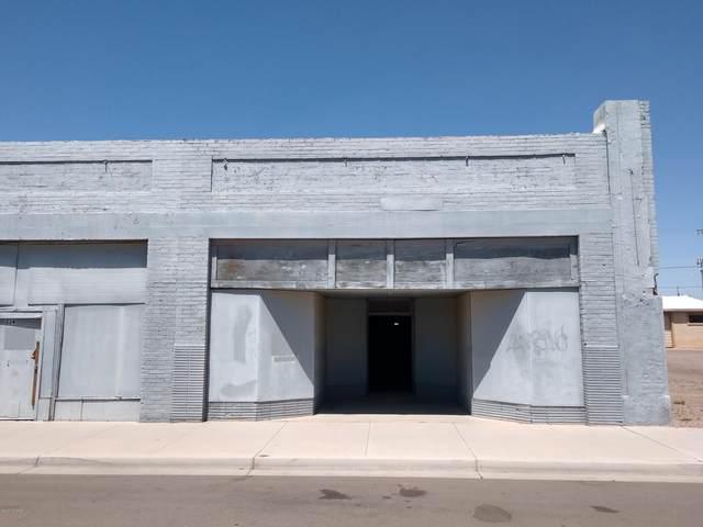 232 W Coolidge Avenue, Coolidge, AZ 85128 (#22010356) :: Luxury Group - Realty Executives Arizona Properties