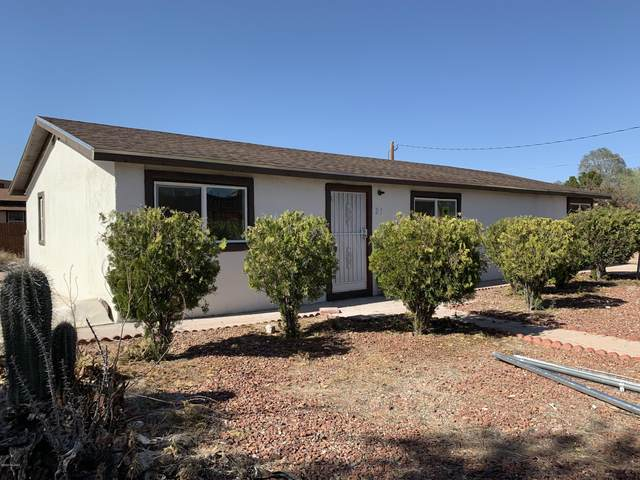 21 E King Road, Tucson, AZ 85705 (#22010406) :: Gateway Partners