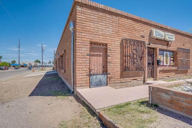 38 W Sahuaro Street, Tucson, AZ 85705 (#22010500) :: Gateway Partners | Realty Executives Arizona Territory