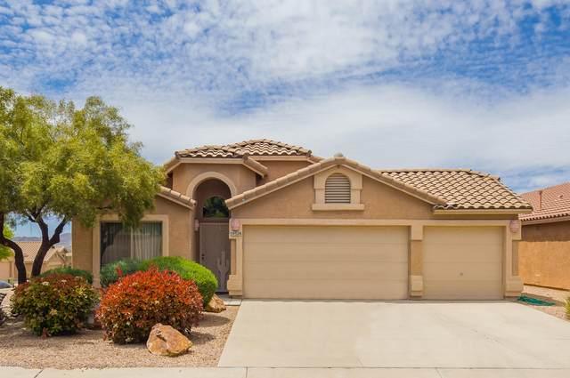 39528 Starship Drive, Tucson, AZ 85739 (#22010748) :: Long Realty Company