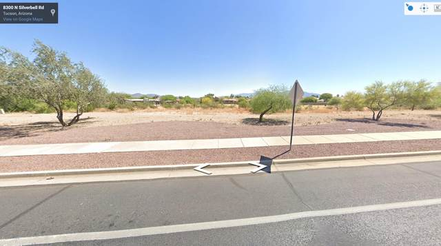 8300 N Silverbell Road, Tucson, AZ 85743 (#22010803) :: Gateway Partners