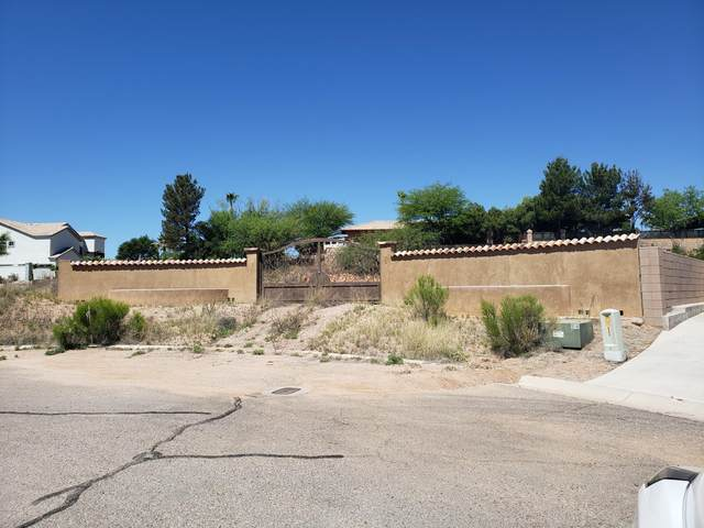 1578 N Dorada Court #7, Nogales, AZ 85621 (#22010820) :: Tucson Property Executives
