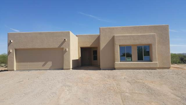 7849 W Spiney Lizard Place, Tucson, AZ 85735 (#22010904) :: Long Realty - The Vallee Gold Team
