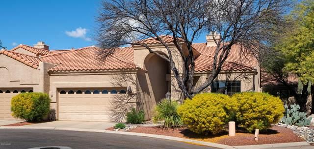 5978 N Golden Eagle Drive, Tucson, AZ 85750 (#22010945) :: The Josh Berkley Team