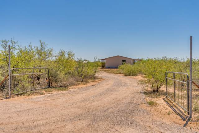 4335 N Avra Road, Tucson, AZ 85743 (#22010946) :: Long Realty - The Vallee Gold Team