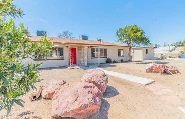 1631 N Justin Lane, Tucson, AZ 85712 (#22011017) :: Gateway Partners