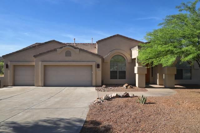 4636 W Saguaro Cliffs Drive, Tucson, AZ 85745 (#22011050) :: Long Realty - The Vallee Gold Team