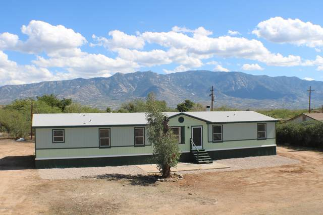 16570 N Avenida De La Canada, Tucson, AZ 85739 (#22011052) :: Long Realty Company