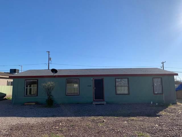 1016 E Silverlake Road, Tucson, AZ 85713 (#22011072) :: Gateway Partners