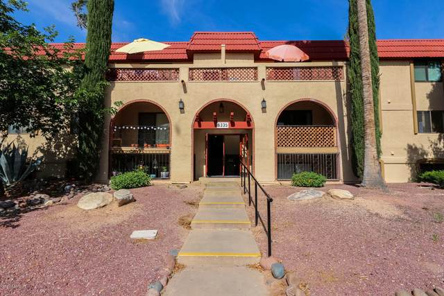 6335 N Barcelona Lane #715, Tucson, AZ 85706 (#22011096) :: Long Realty - The Vallee Gold Team