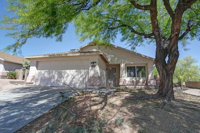 3264 W Via Campana De Cobre, Tucson, AZ 85745 (#22011126) :: Long Realty - The Vallee Gold Team