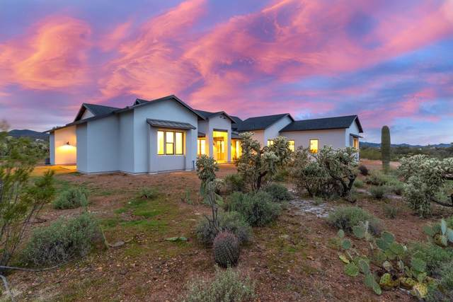 TBD S Pinto Parcel 1 Place, Tucson, AZ 85748 (#22011149) :: The Josh Berkley Team