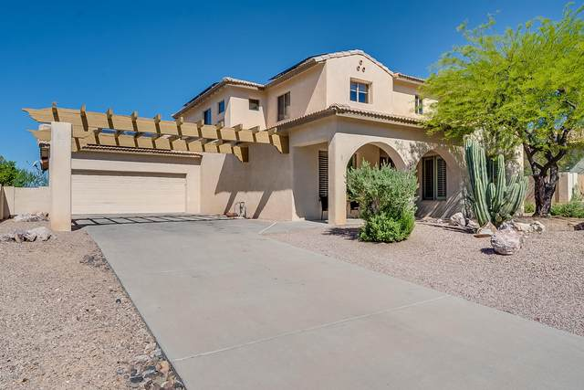 12991 N Dapple Drive, Oro Valley, AZ 85755 (#22011239) :: Long Realty - The Vallee Gold Team