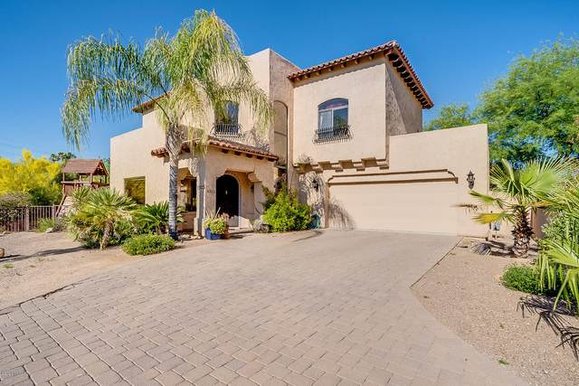 6923 E Cloud Road, Tucson, AZ 85750 (#22011293) :: Long Realty - The Vallee Gold Team