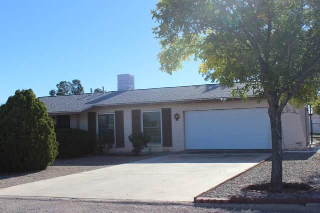 906 E Christmas Tree Lane, Pearce, AZ 85625 (#22011305) :: The Local Real Estate Group | Realty Executives