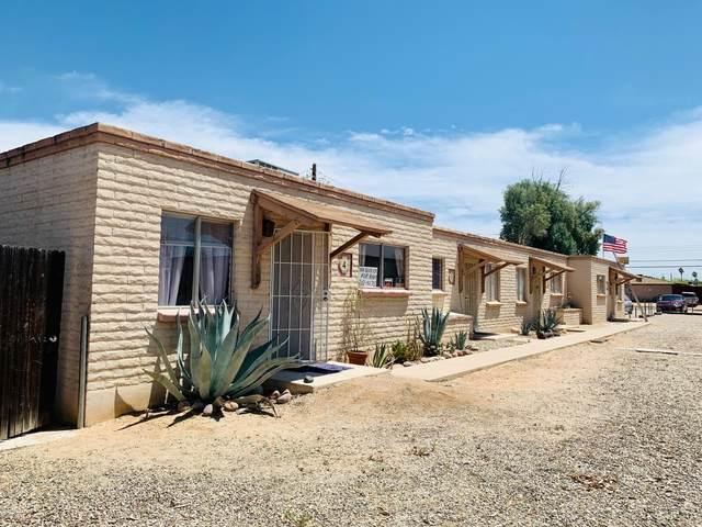 319 E Blacklidge Drive, Tucson, AZ 85705 (#22011347) :: Long Realty Company