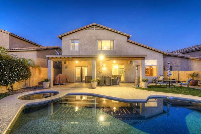 13695 N Bushwacker Place, Oro Valley, AZ 85755 (#22011354) :: Long Realty - The Vallee Gold Team