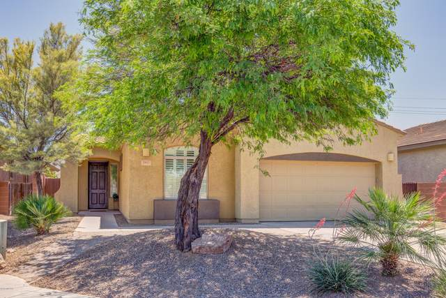 7817 W Sourwood Court, Tucson, AZ 85743 (#22011377) :: Long Realty - The Vallee Gold Team